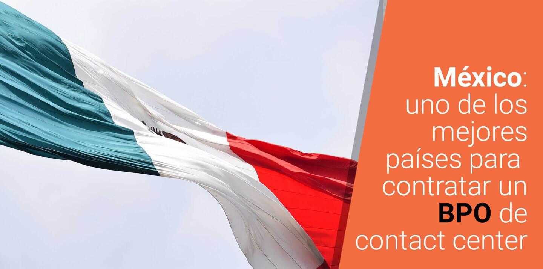 México es uno de los mejores países para contratar un BPO